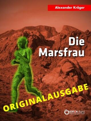 Die Marsfrau - Originalausgabe