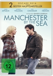 Manchester by the Sea, 1 DVD Cover