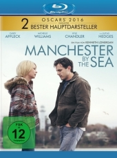 Manchester by the Sea, 1 Blu-ray Cover