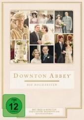 Downton Abbey - Die Hochzeiten, 3 DVDs Cover