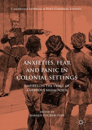Anxieties, Fear and Panic in Colonial Settings