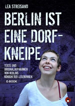 Berlin ist eine Dorfkneipe