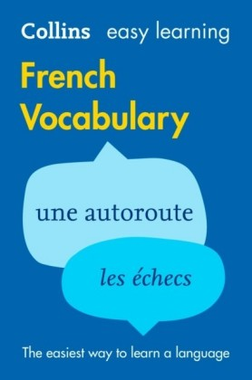 Easy Learning French Vocabulary