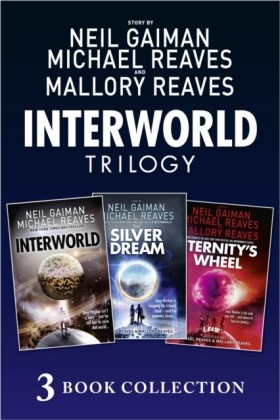 Complete Interworld Trilogy