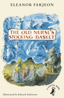 Old Nurse's Stocking-Basket