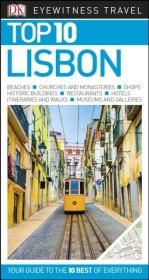 DK Eyewitness Top 10 Travel Guide Lisbon