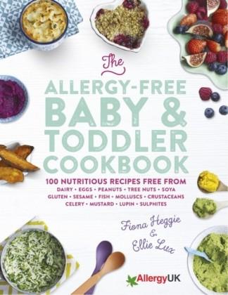 Allergy-Free Baby & Toddler Cookbook