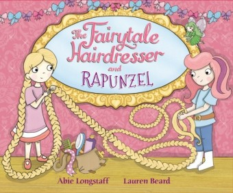 Fairytale Hairdresser and Rapunzel