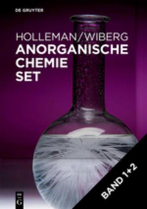 Anorganische Chemie, 2 Bände