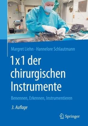 1x1 der chirurgischen Instrumente