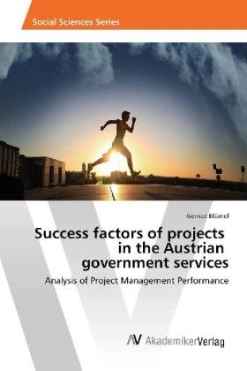 Success factors of projects in the Austrian government services