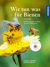 Wir tun was für Bienen Cover