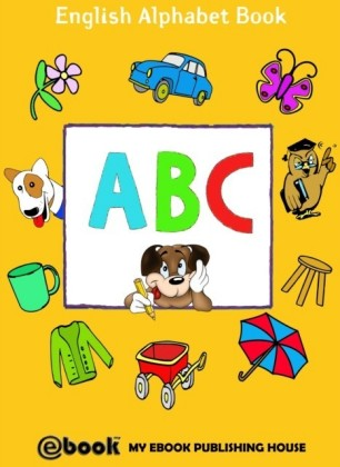 ABC - English Alphabet Book