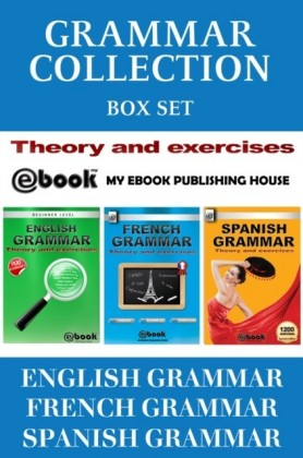 Grammar Collection Box Set - Theory and Exercises