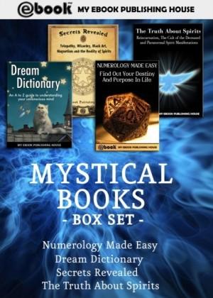 Mystical Books Box Set