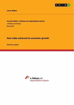 How India achieved its economic growth