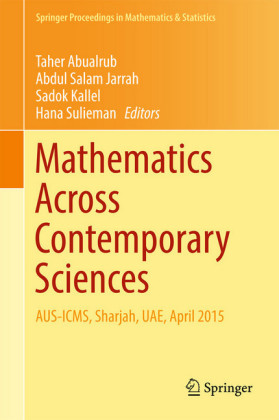 Mathematics Across Contemporary Sciences
