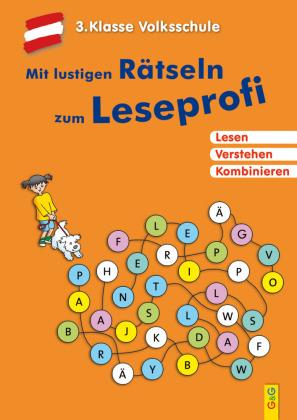 Mit lustigen Rätseln zum Leseprofi - 3. Klasse Volksschule
