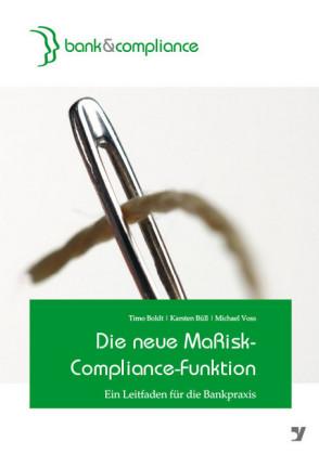 Die neue MaRisk-Compliance-Funktion