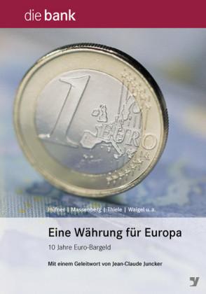 Eine Währung für Europa