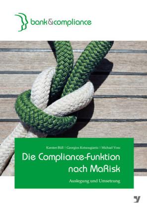 Die Compliance-Funktion nach MaRisk