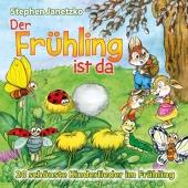 Der Frühling ist da, 1 Audio-CD Cover