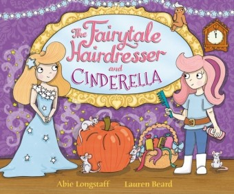 Fairytale Hairdresser and Cinderella