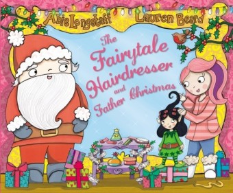 Fairytale Hairdresser and Father Christmas