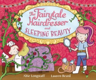 Fairytale Hairdresser and Sleeping Beauty