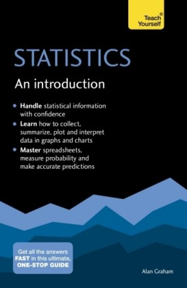 Statistics: An Introduction: Teach Yourself