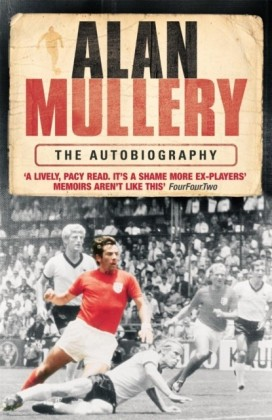 Alan Mullery Autobiography