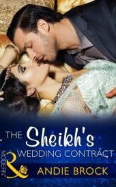 Sheikh's Wedding Contract (Mills & Boon Modern) (Society Weddings, Book 4)