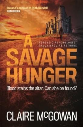 Savage Hunger (Paula Maguire 4)