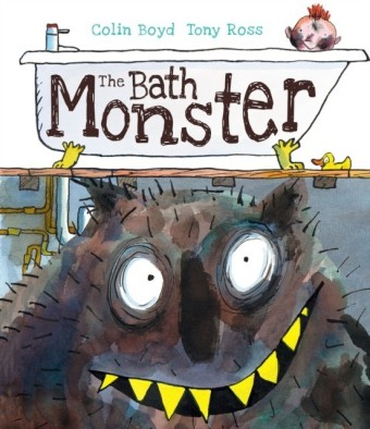 Bath Monster