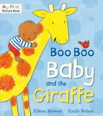 Boo Boo Baby and the Giraffe