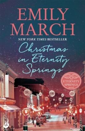 Christmas in Eternity Springs: Eternity Springs 12 (A heartwarming, uplifting, feel-good romance series)