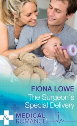 Surgeon's Special Delivery (Mills & Boon Medical)