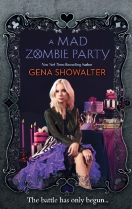 Mad Zombie Party (The White Rabbit Chronicles Book 4)