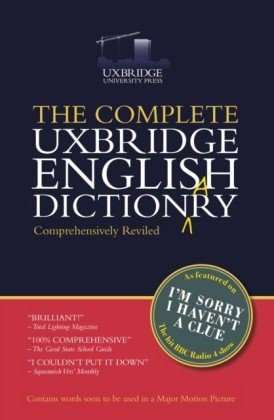Complete Uxbridge English Dictionary