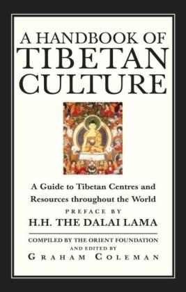 Handbook Of Tibetan Culture