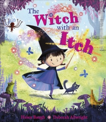 Witch with an Itch
