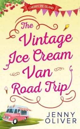 Vintage Ice Cream Van Road Trip