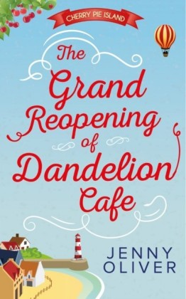Grand Reopening Of Dandelion Cafe