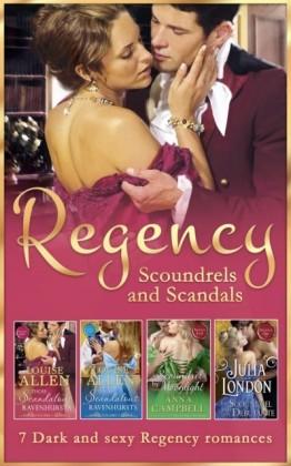 Regency Scoundrels And Scandals