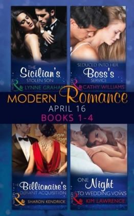 Modern Romance April 2016