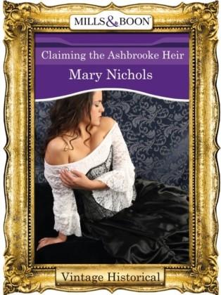 Claiming the Ashbrooke Heir
