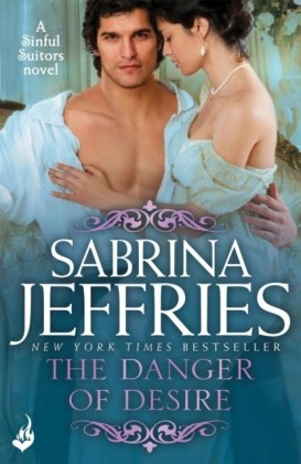 Danger of Desire: Sinful Suitors 3