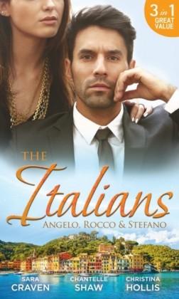 Italians: Angelo, Rocco & Stefano