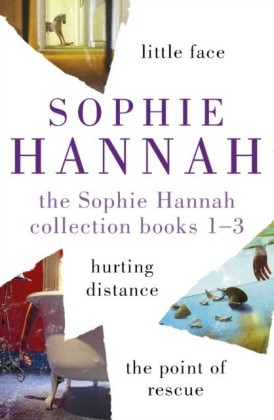 Sophie Hannah Collection 1-3