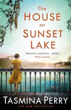 House on Sunset Lake